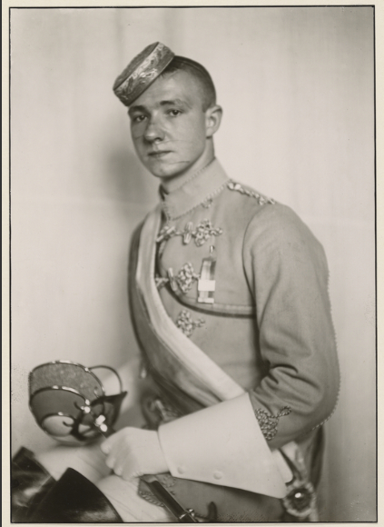 Member of a Student Duelling Society - August Sander
